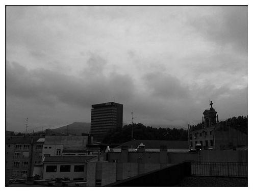 La foto – Parece que llega el invierno - Bilbao bbva