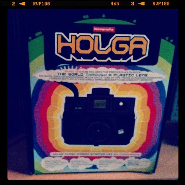 Holga #27 - Holga