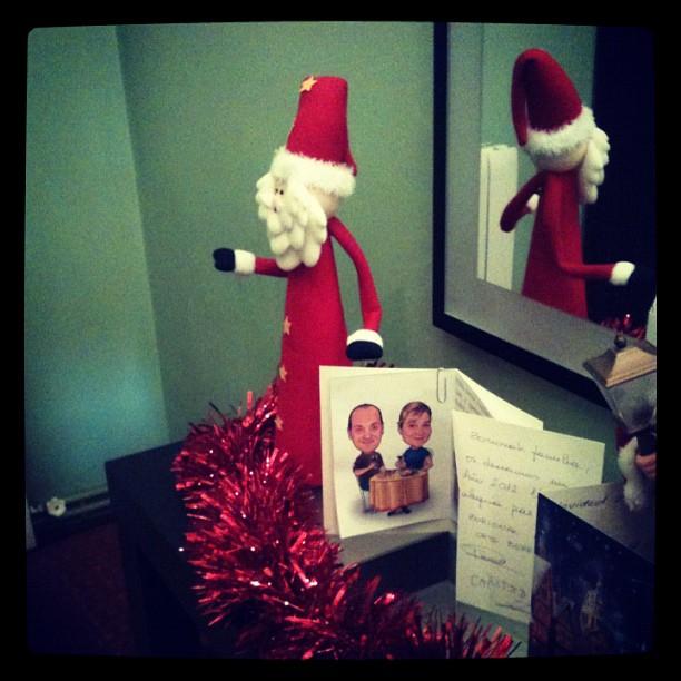 Seguimos recogiendo #8 - Navidad