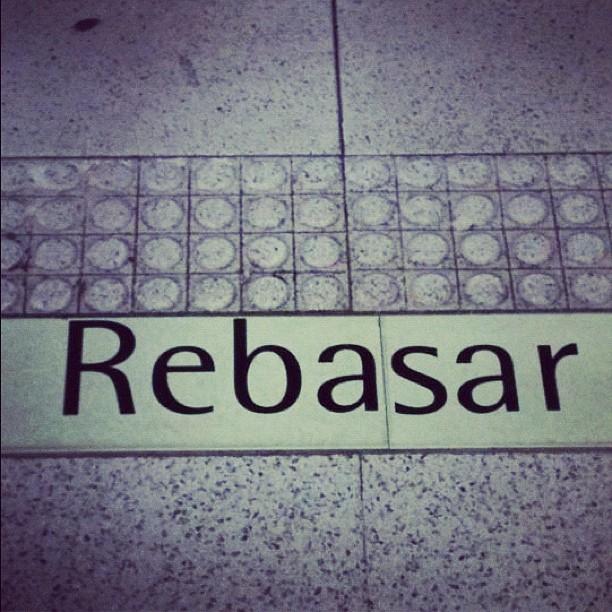Rebasar