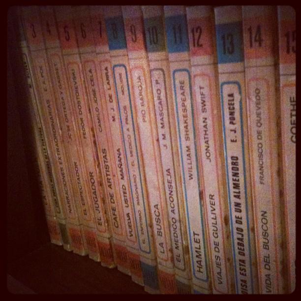 Libros #45 - Libros