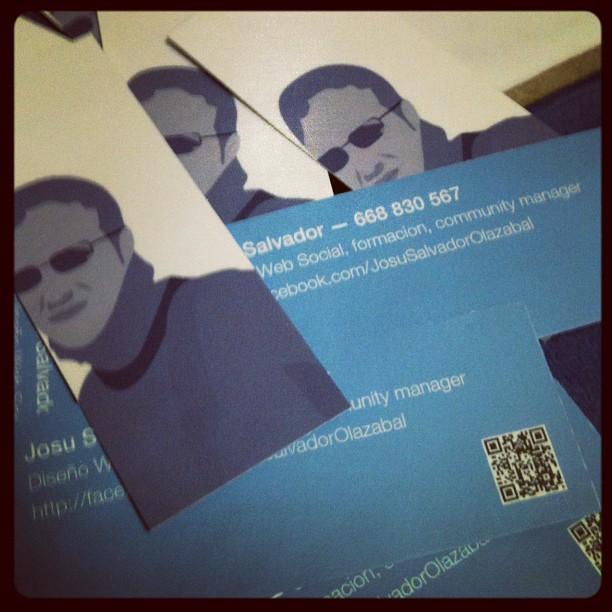 Minicards de #moo y klout #37 - Tarjetas