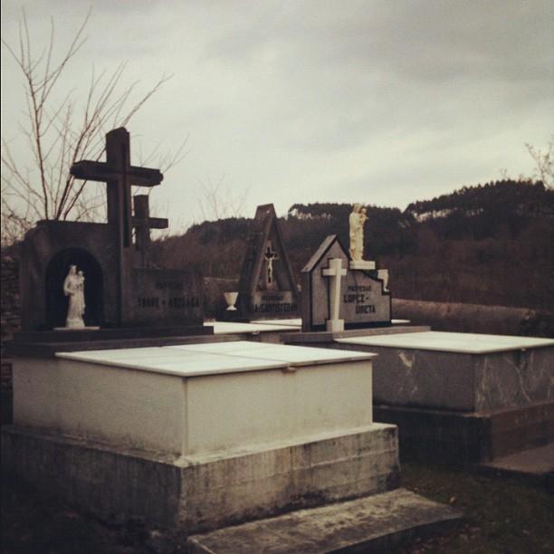 cementerio - Cementerio #70 - Cementerio Karrantza
