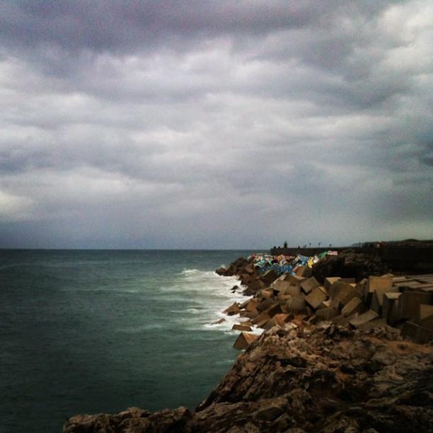 El mar idiota el mar -