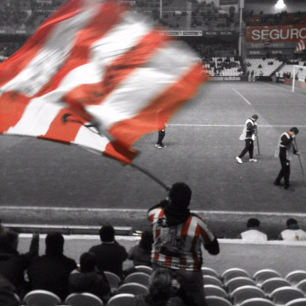 Último partido europeo en San Mames por aquí han pasado grandes equipos Liverpool, Manchester, Juve,