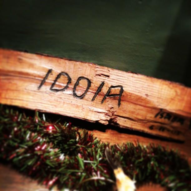Idoia recuerdo de Isaba -