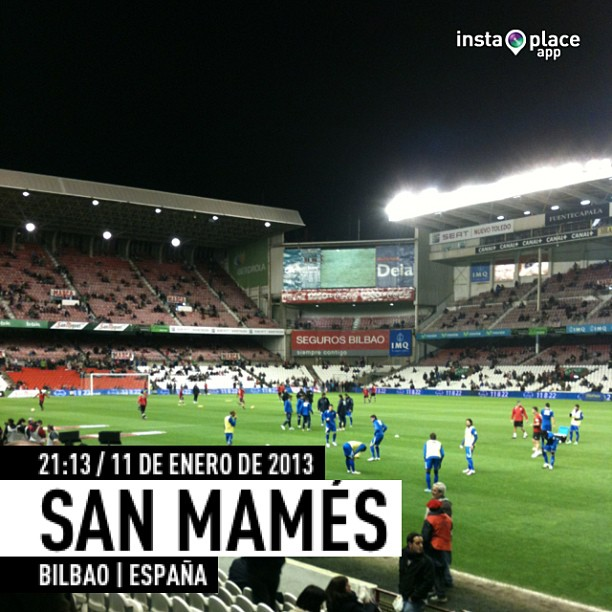 Vamos Athletic #igersbilbao -