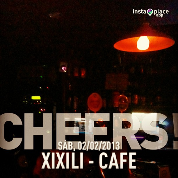 #altzaga #xixilicafe #coffee #nightlife #party #Bar #instagram