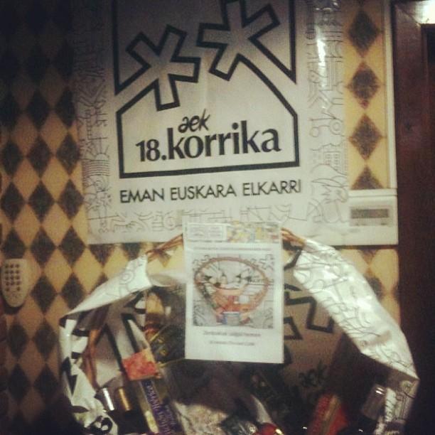 cf264056922511e2b68522000a1fb1ee_7 Preparando la Korrika, Korrika,  Korrika¡¡¡¡¡#erandio #instagram