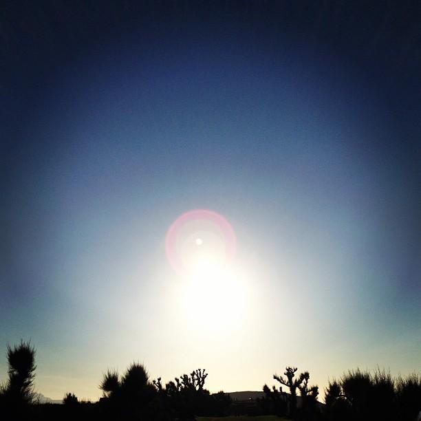 Cae la noche #Llanes #instagram -
