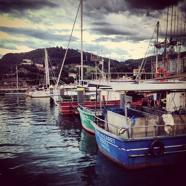 957dc356f82811e2b8e422000ae90193 7 - Otra de Lekeitio, barcos, #igerseuskadi #instagram -