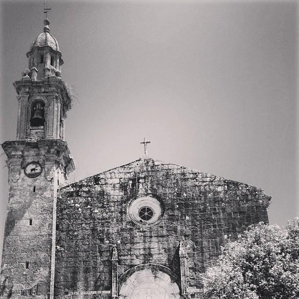 Santa Columba #rianxo #instagram -