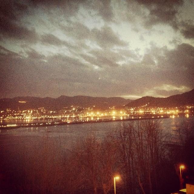 Al fondo #santurtzi #instagram -