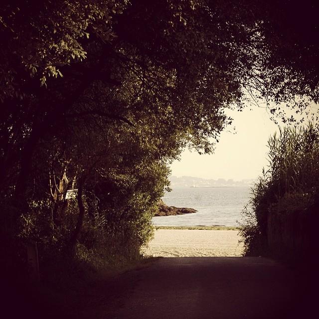 Ya queda menos, camino de la primavera #instagram -