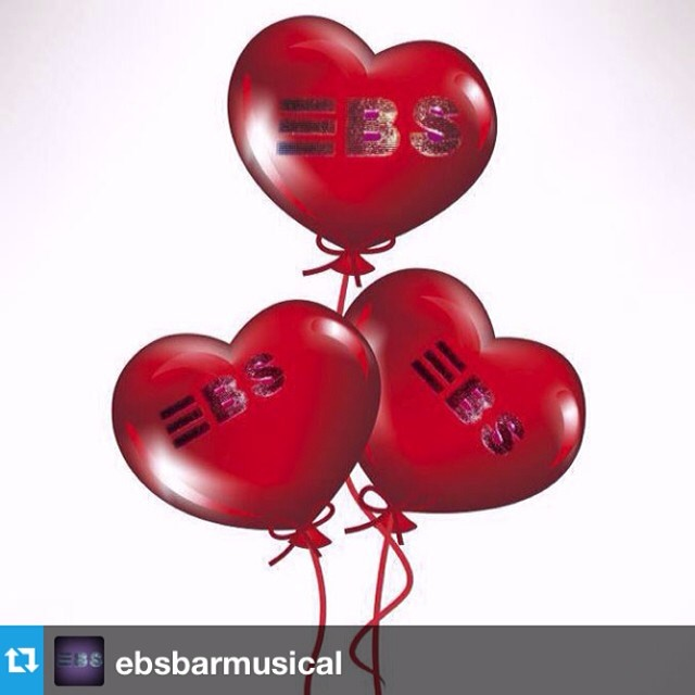 #Repost from @ebsbarmusical #instagram -