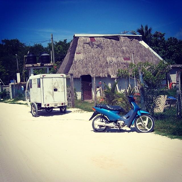 Típico Isla Mujeres #paraíso #instagram