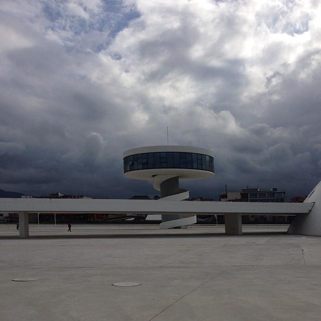 Niemeyer #asturias #instagram -
