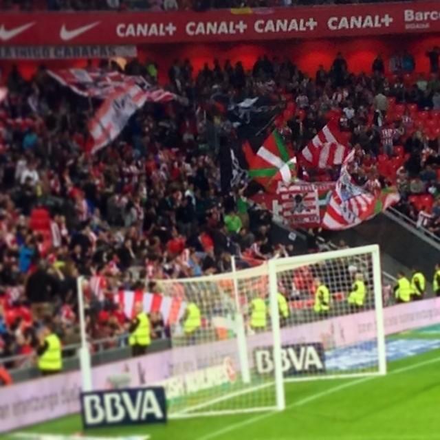 Vamos Athletic #igersbilbao #instagram -