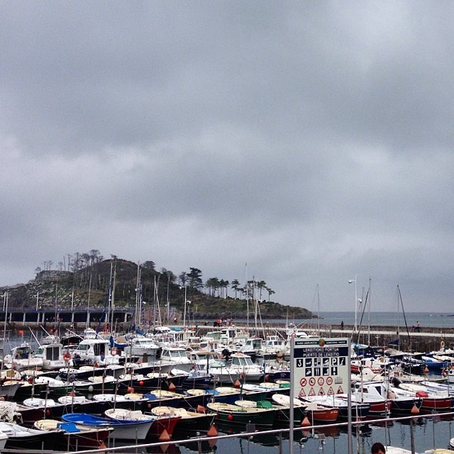 Puerto Lekeitio #instagram