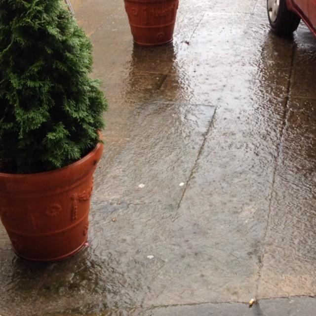 Cuando llueve, llueve #instagram