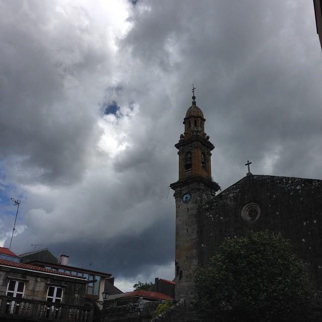 Días oscuros #rianxo #galicia #instagram -