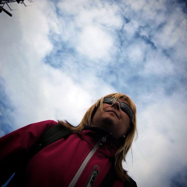 Un paseo por las nubes #buenfinde #instagram -