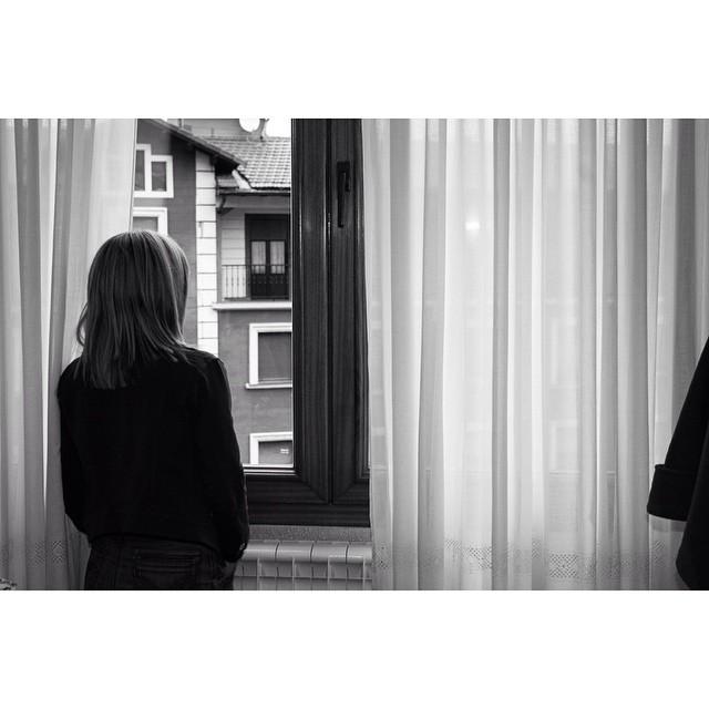 Mirando el futuro #pensamientos #instagram -