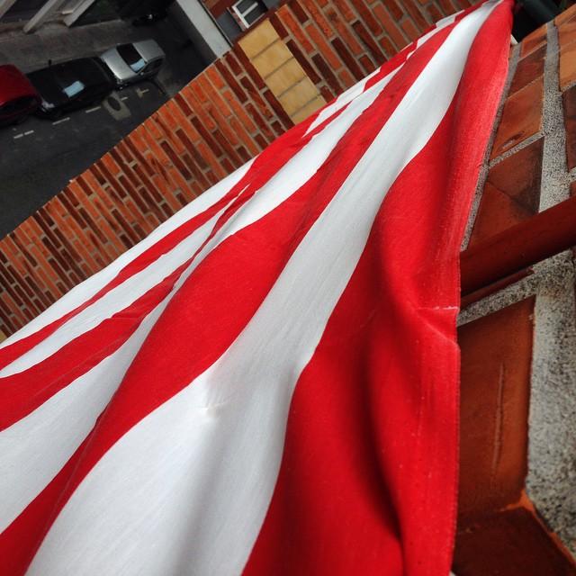 Con 12 metros de bandera será suficiente #athletic #aurtenbai #koparenbila #instagram -