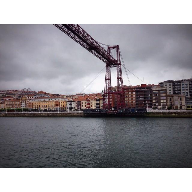 Puente Bizkaia #instagram