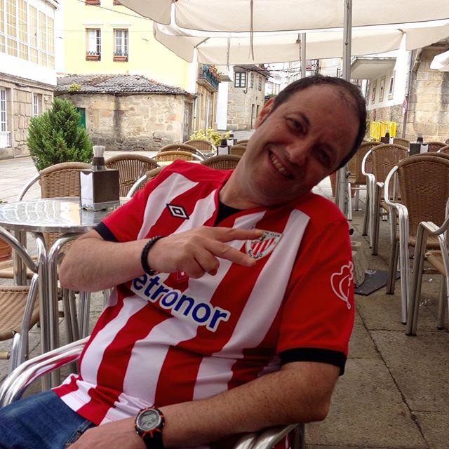 Vamos Athletic desde Galicia #athlive #instagram