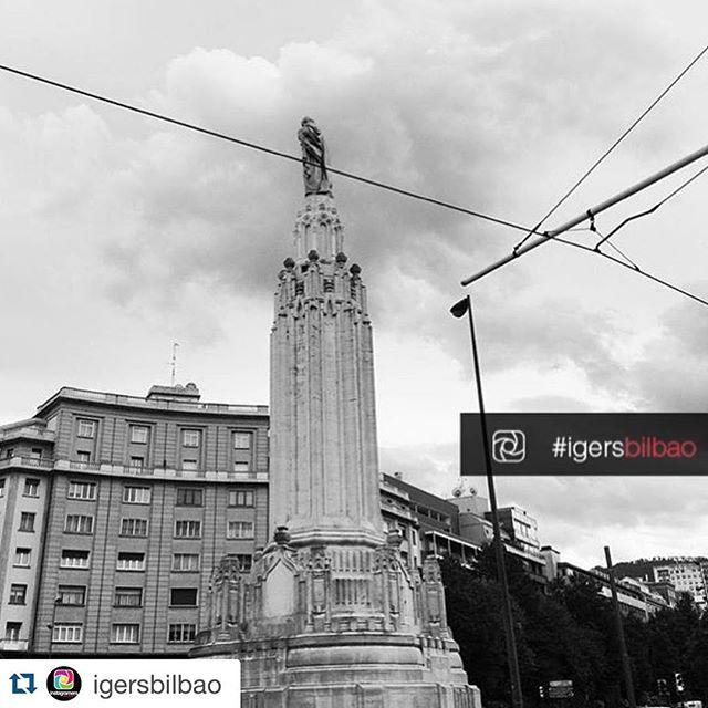 Mil ezker por la mención #Repost @igersbilbao・・・Hoy destacamos la foto de @kenosvayabonito Etiqueta todas tus fotos de Bilbao/Bizkaia con #igersbilbao.-----------------------------------------Gaur nabarmentzen dugu @kenosvayabonito-ren argazkia. Zure Bilboko/Bizkaiako argazki guztietan #Igersbilbao etiketa gehitu. #instagram