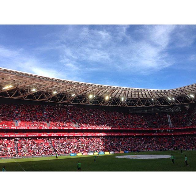 Domingos al sol #Athletic #instagram -