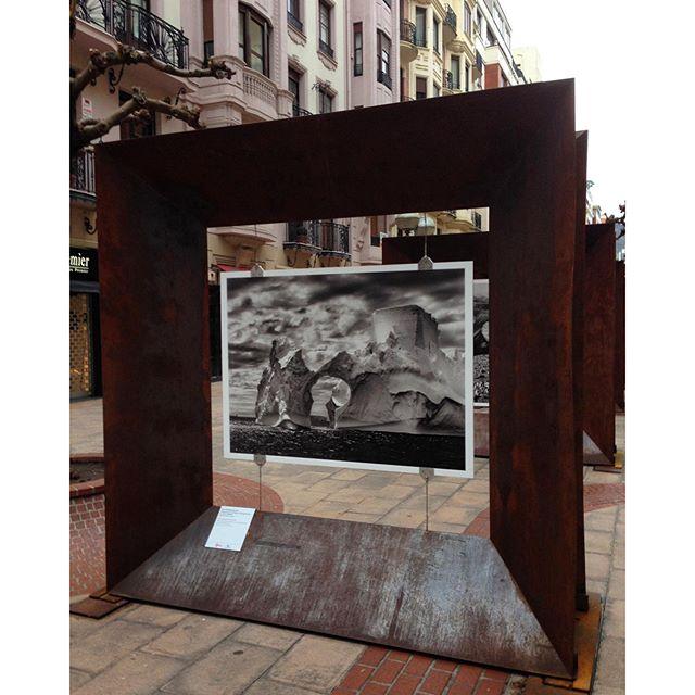 Exposiciones en el centro de Bilbao #instagram