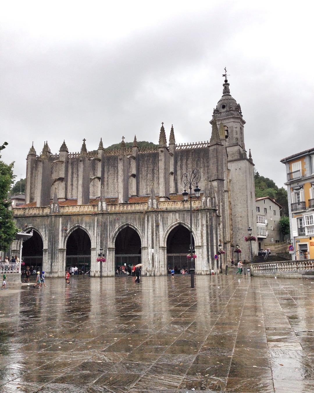 La iglesia Lekeitio - La Iglesia Lekeitio