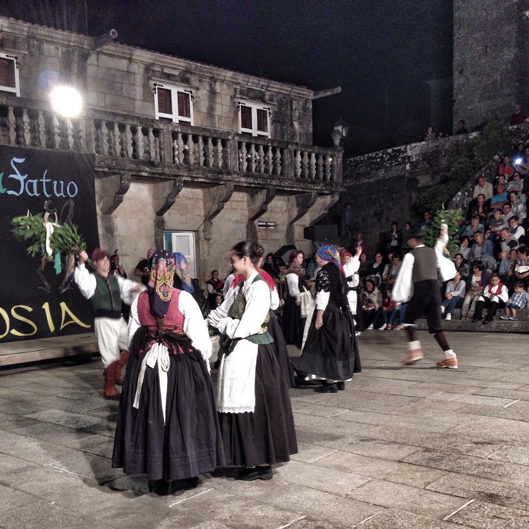 Folclore gallego - Folclore Gallego