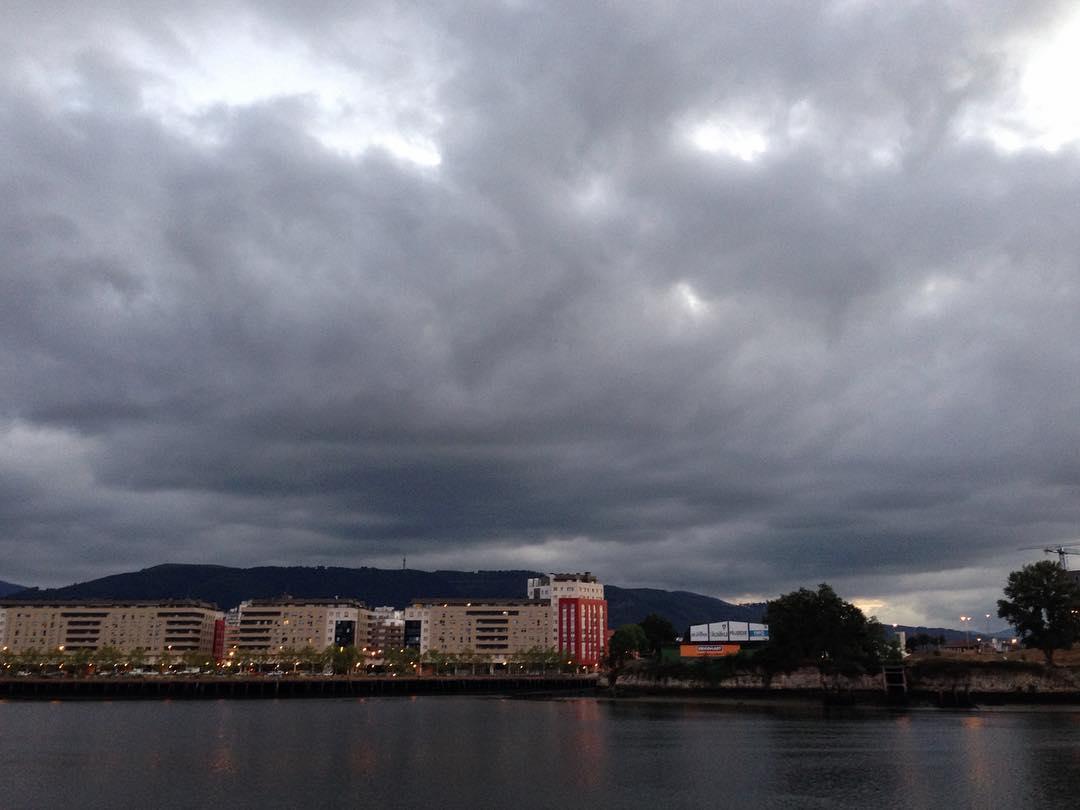 Parece Que Hay Nubes