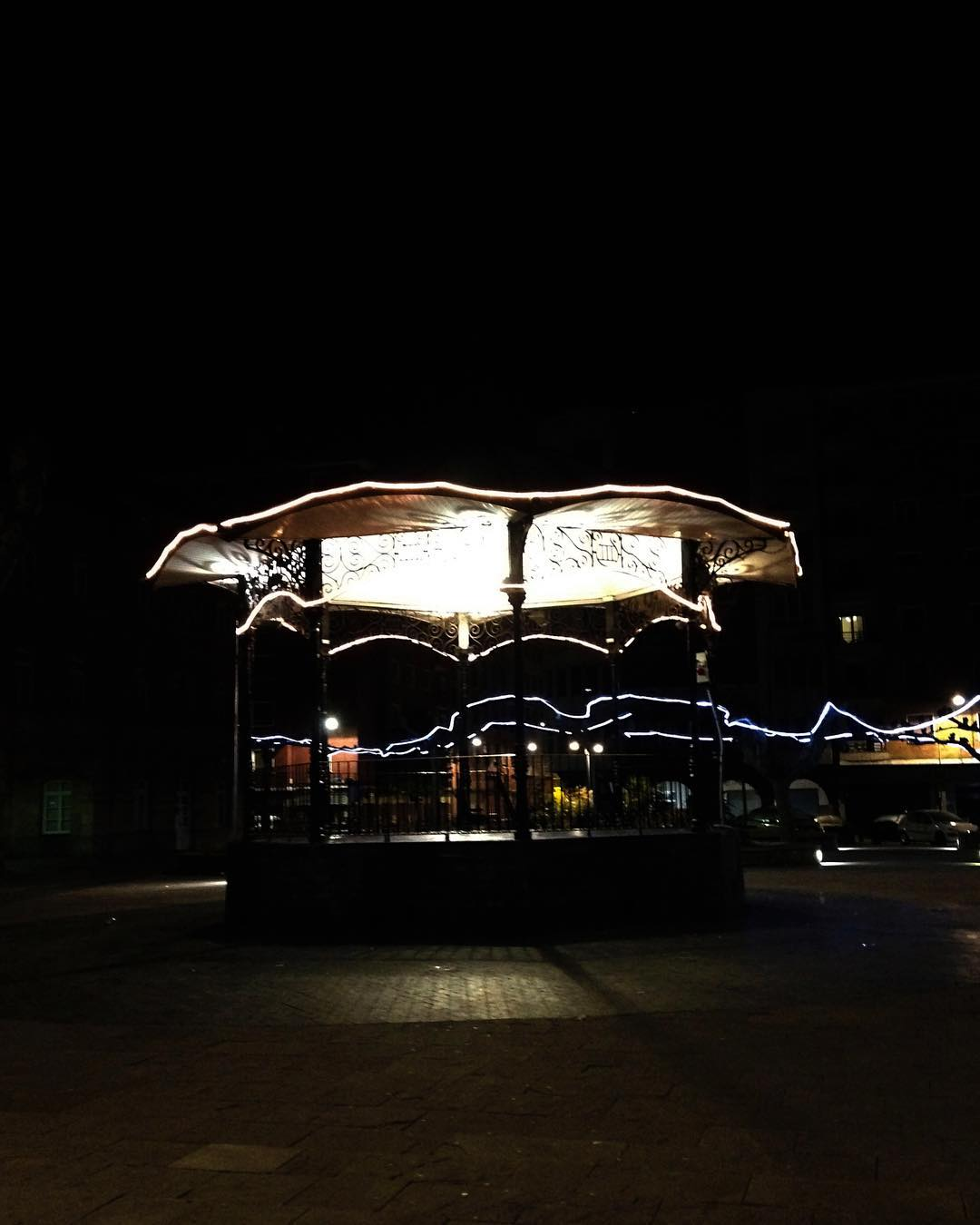La noche en Erandio, kiosko - La Noche En Erandio, Kiosko