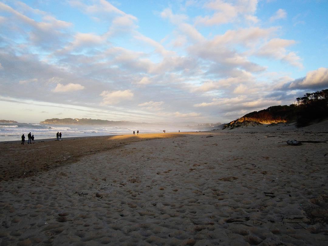 Una playa cualquiera... - Una Playa Cualquiera...